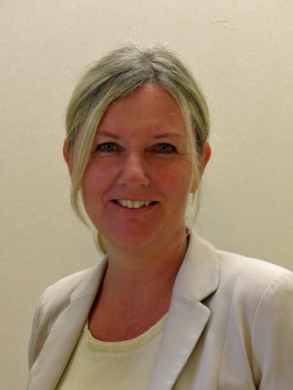 Pflegeberaterin Martina Hahn