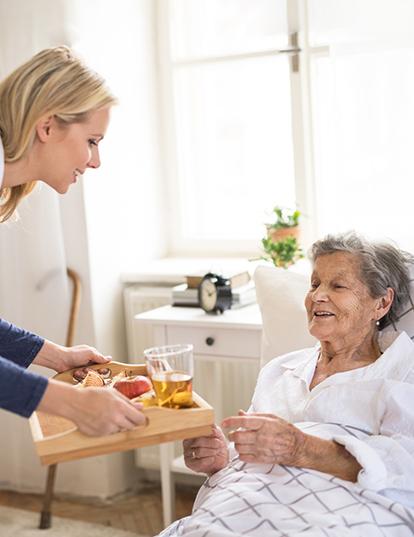Vorteile individuelle Pflege Betreuung