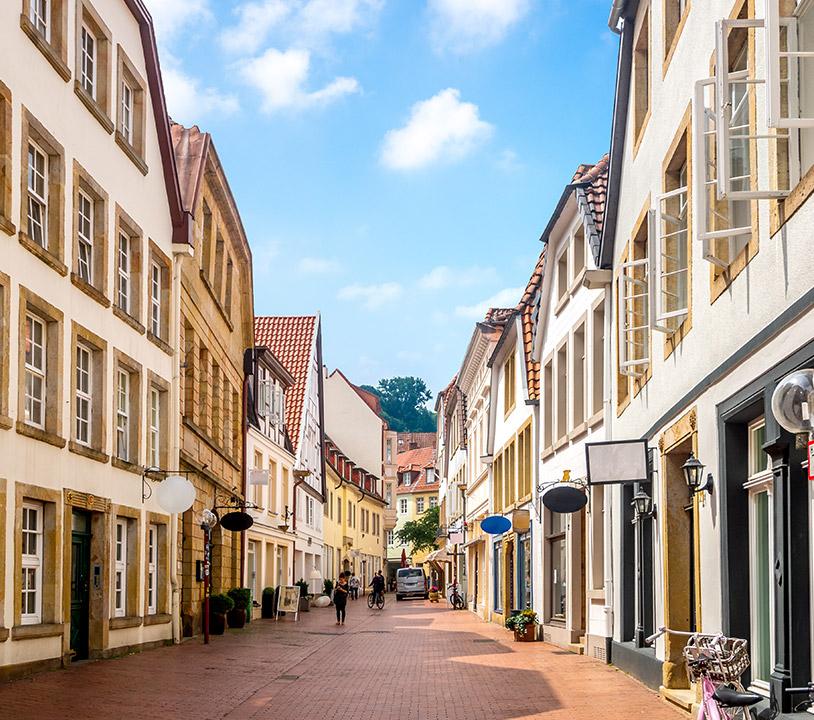 Pflege und mehr in Osnabrück