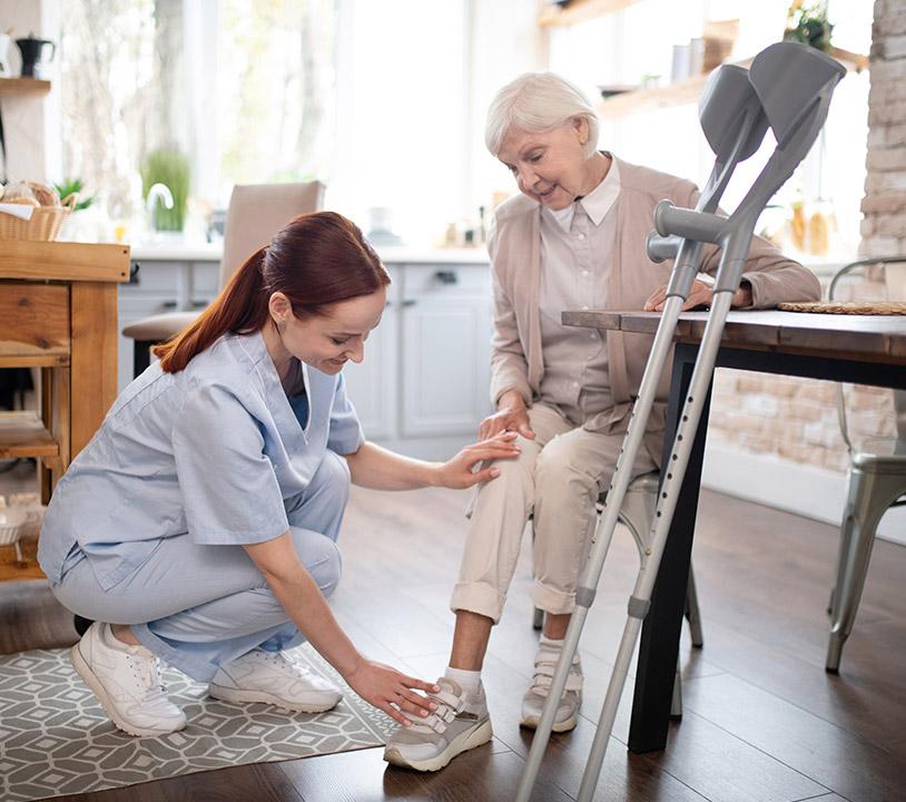 Senioren Pflege Zuhause in Osnabrück